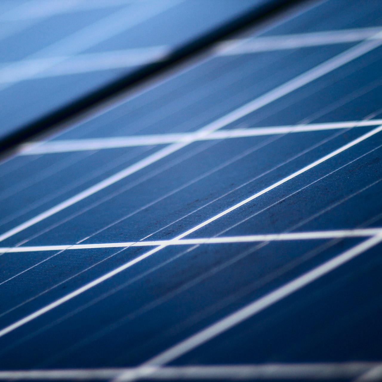 Solceller er lig med solenergi