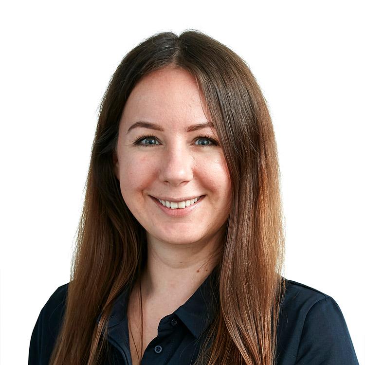 Justyna Szwalek Administrationsleder
