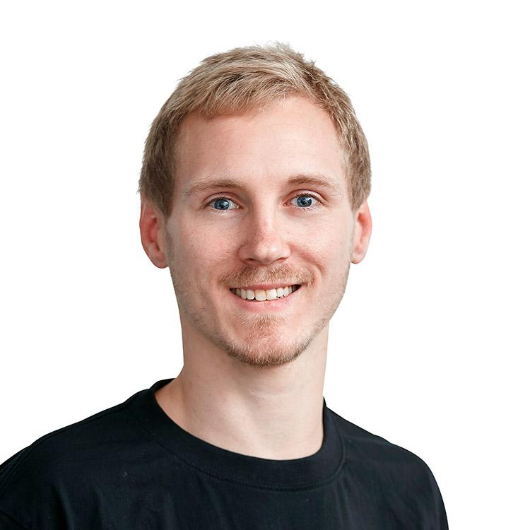 Service-/projektleder Martin Kastoft Hallas