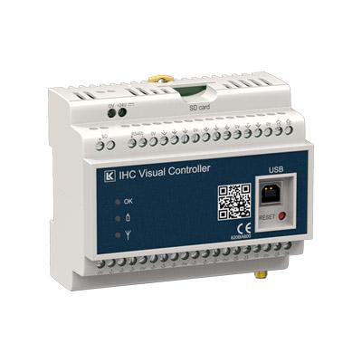 IHC-installation og controller