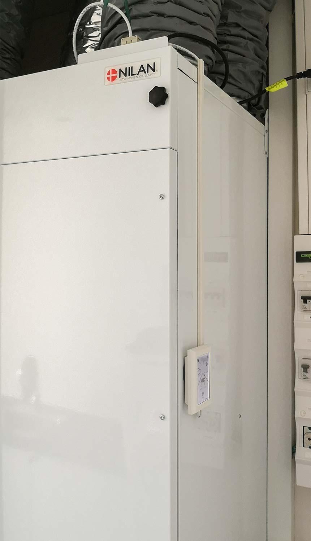 Ventilationsanlæg bekæmper den giftige radon med frisk luft
